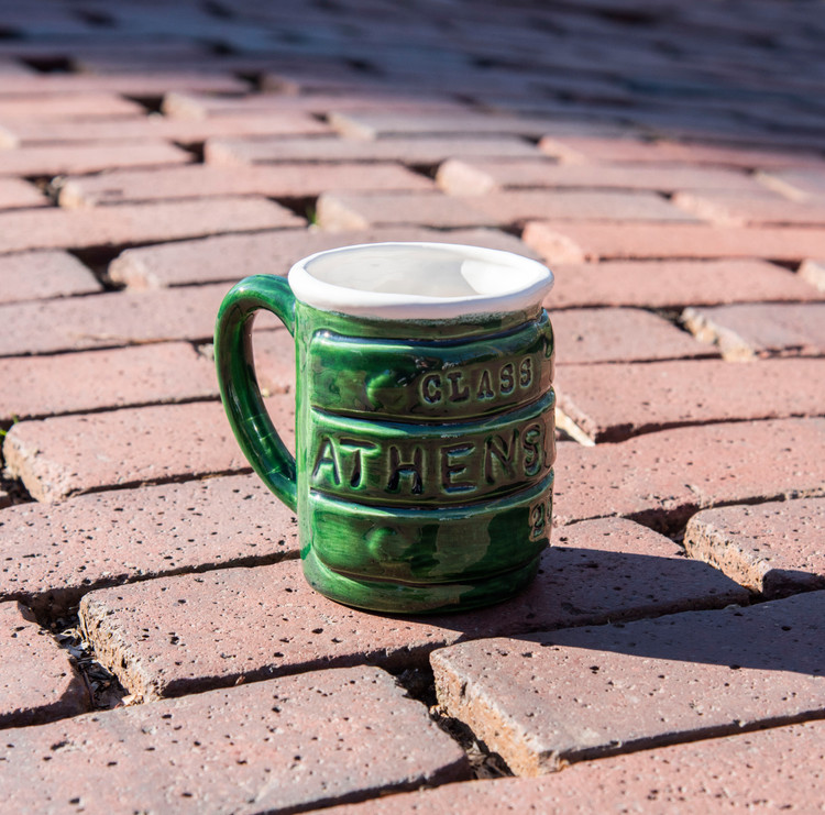 ATHENS BLOCK BRICK MUG - CUSTOM