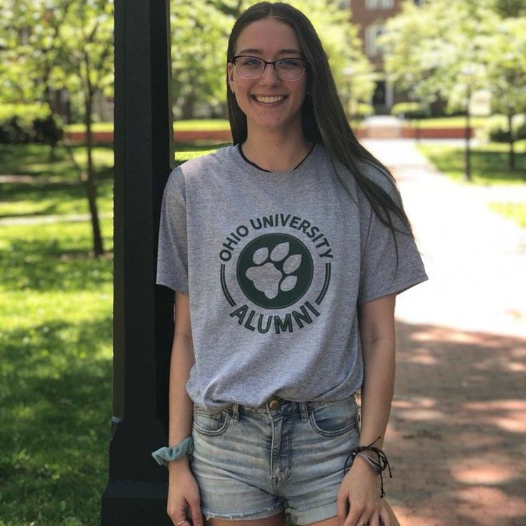 OHIO UNIVERSITY ALUMNI CIRCLE T-SHIRT