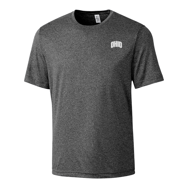CLIQUE MEN'S CHARGE ACTIVE TEE
