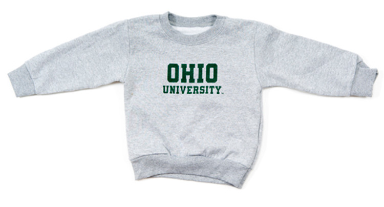 Toddler Ohio University Sweatshirt