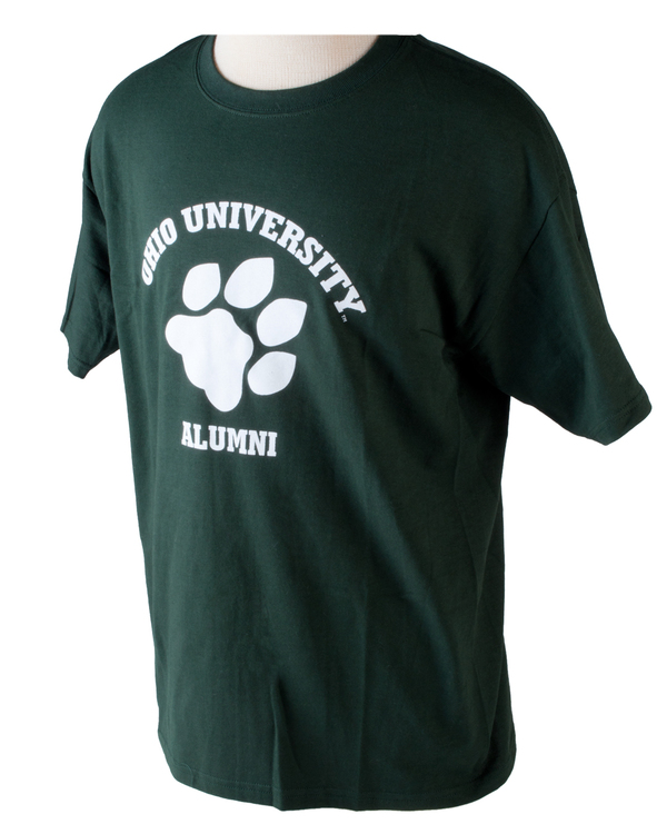 OHIO UNIVERSITY ALUMNI PAW T-SHIRT