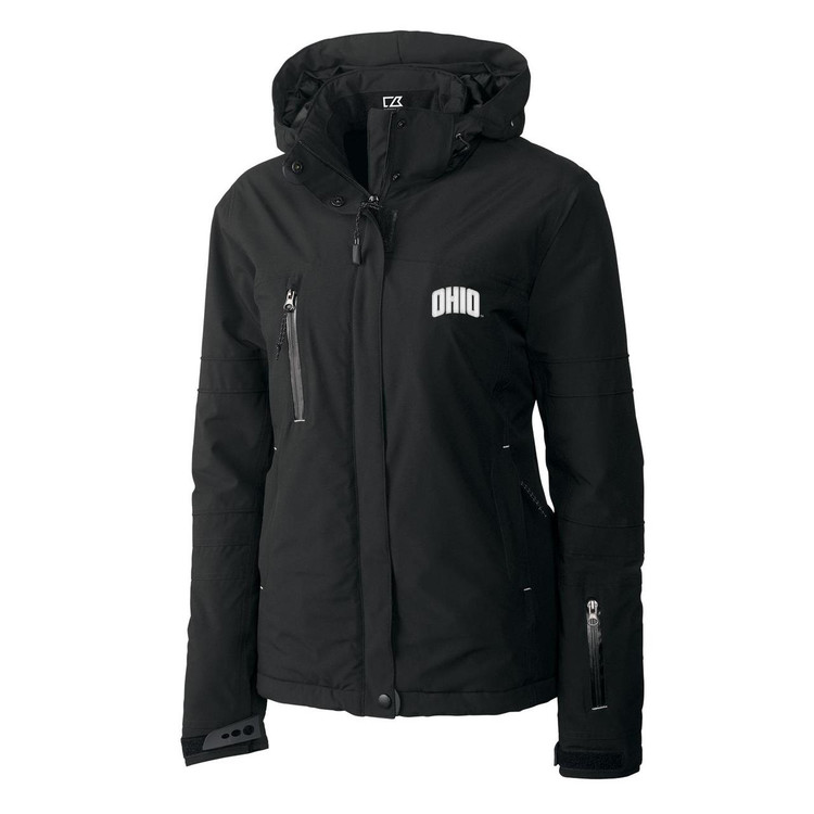 CUTTER & BUCK WOMEN'S WEATHERTEC SANDERS JACKET