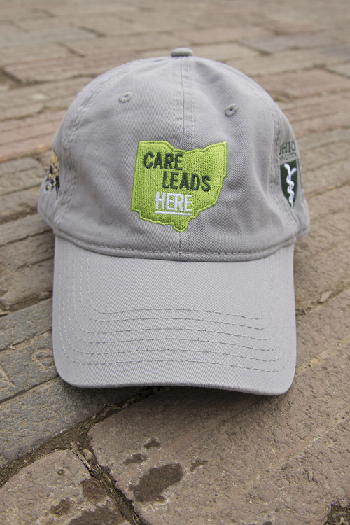 "HCOM ""CARE LEADS HERE"" HAT"