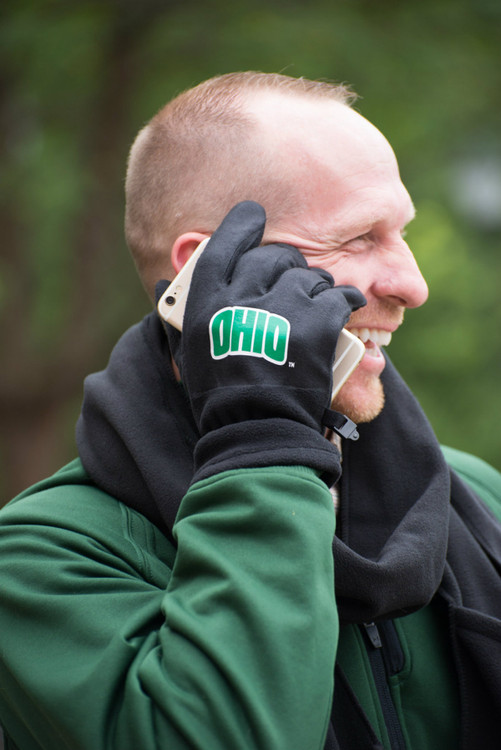 ARCHED OHIO FLEECE GLOVES
