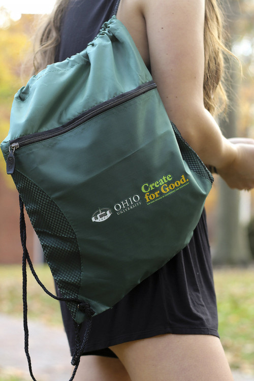 Russ College Create for Good String Backpack