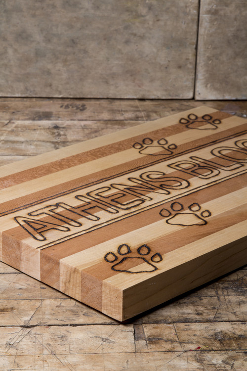 ATHENS BLOCK CUTTING BOARD