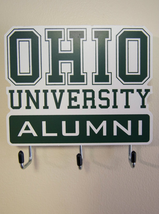 STACKED OHIO ALUMNI KEY HOOK