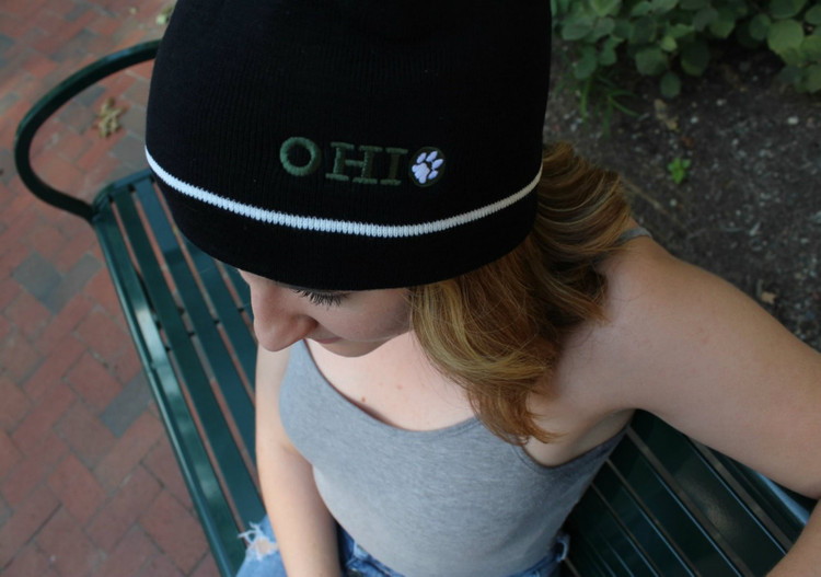 OHIO Paw Beanie by Levelwear