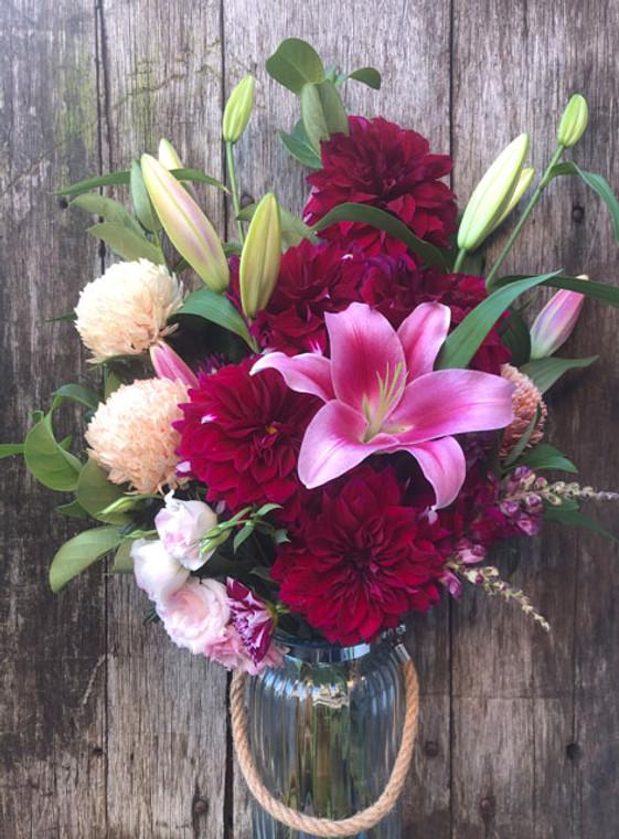 Designer's Choice Bouquet Pink