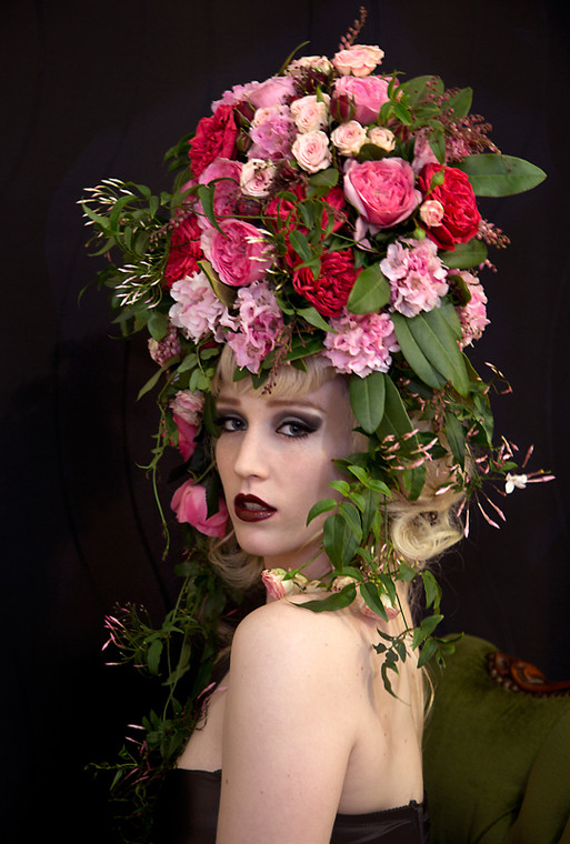 Floral Crown. Majestic