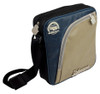 Tyre Tread VW Campervan Blue & Olive Shoulder Bag - Medium