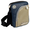 Tyre Tread VW Campervan Blue & Olive Shoulder Bag - Small