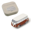 VW Campervan 3D Magnet - Includes Gift Tin Case - Orange