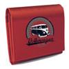 Volkwagen T1 Campervan Tarpaulin Wallet - Red