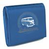 Volkwagen T1 Campervan Tarpaulin Wallet - Blue