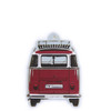VW Campervan Air Freshener - Vanilla Red