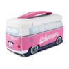 VW Pink Campervan Universal Neoprene Wash Bag