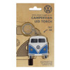 VW Front Facing Campervan LED Torch Key Ring - Packaging