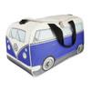 VW Campervan Sports Gym Bag - Blue