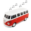Volkswagen Campervan Bluetooth Speaker - Red