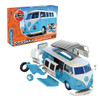 Airfix Quick Build Volkswagen Blue Campervan