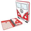 Volkswagen Campervan Red Travel Journal