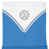 Volkswagen Blue Campervan Folding Lounger Beach Mat