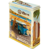 Volkswagen Bay Campervan Ready for the Summer Tin Box Extra Large