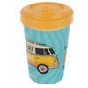 Volkswagen Campervan Adventure Begins Bamboo Travel Mug