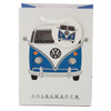 Volkswagen Blue Campervan Small Gift Bag