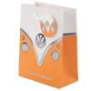 Volkswagen Orange Campervan Small Gift Bag