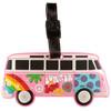 Volkswagen Campervan Summer Love PVC Luggage Tag