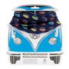 Volkswagen Campervan Navy Colours Face Mask Scarf