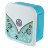 Volkswagen Campervan Adventure Begins Set of 3 Lunch Boxes