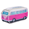 Official Volkswagen Campervan Toiletry Wash Bag - Pink