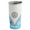Volkswagen Campervan Adventure Begins Insulated Travel Mug