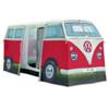 Volkswagen Campervan 4 Man Adult Tent - Red