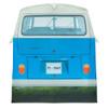 Volkswagen Campervan 4 Man Adult Tent - Blue Rear