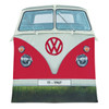 Volkswagen Campervan 4 Man Adult Tent - Red Front