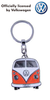 Official VW Collectors Orange Keyring.