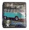 Official VW Vintage Campervan Cigarette Case - Blue