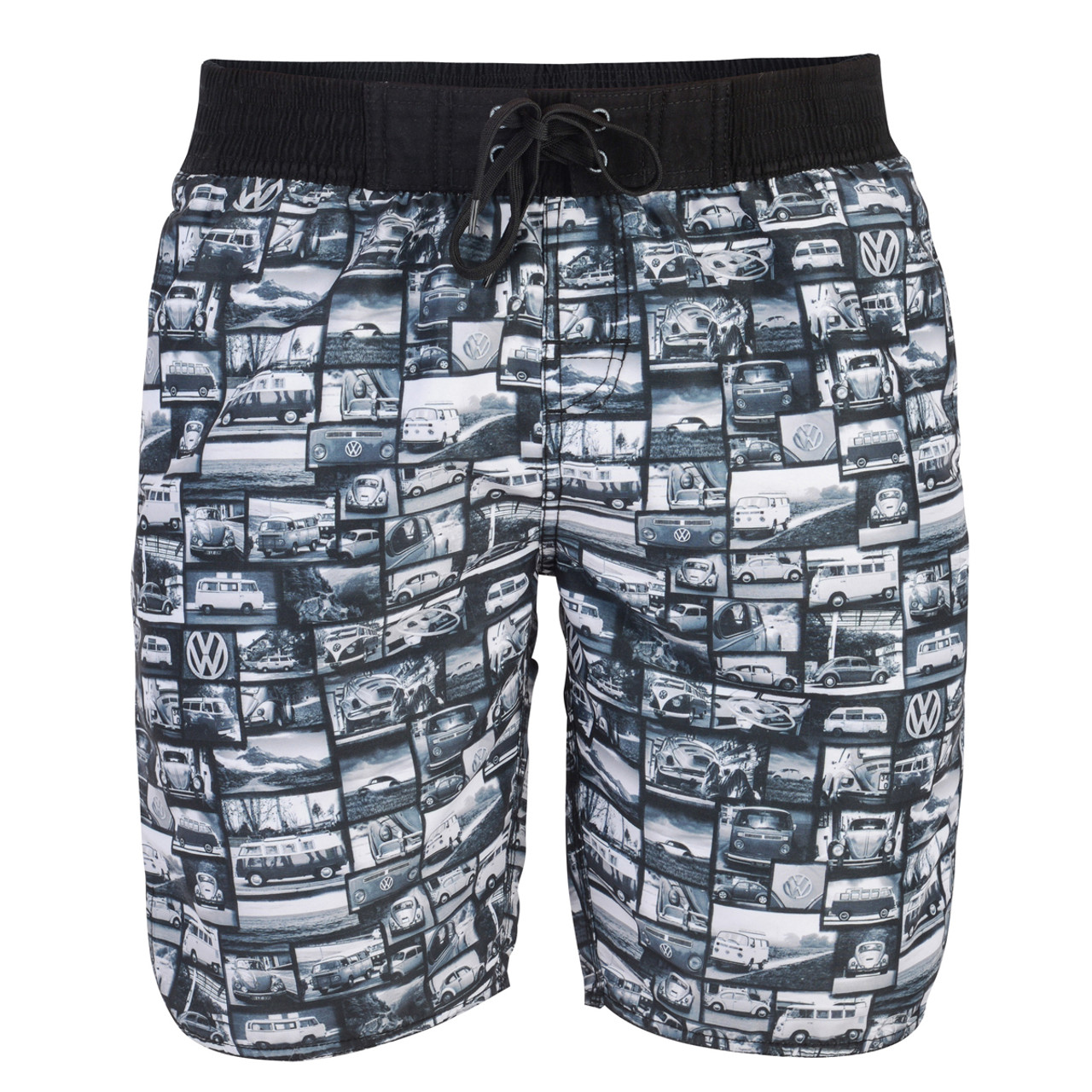 66f329c29c Volkswagen Campervan Mens Beach Shorts - Essential Beachwear