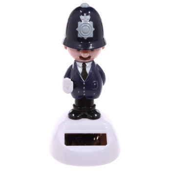 Solar Powered Dancing Policeman