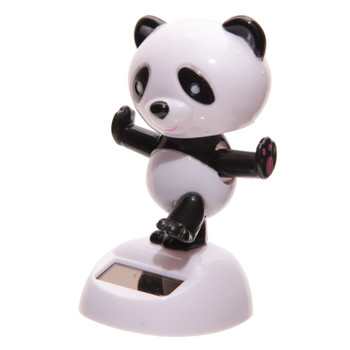 Solar Powered Dancing Panda