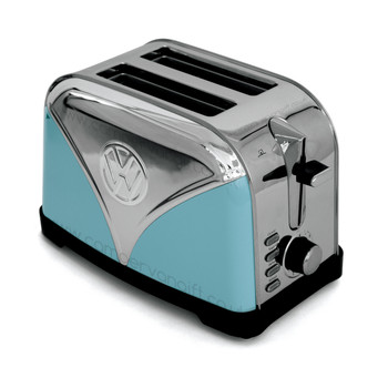 Volkswagen Campervan Blue Toaster