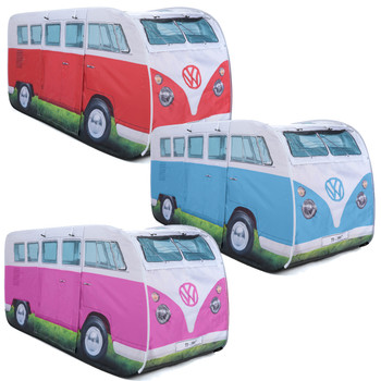 Kids Play VW Campervan Pop Up Tents