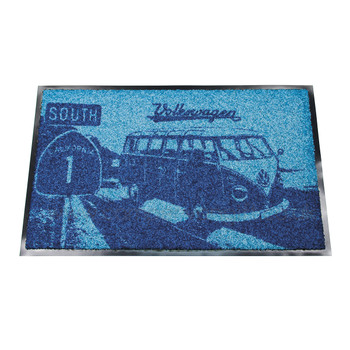 Beach Highway Volkswagen Campervan Doormat
