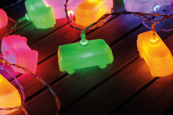 Volkswagen 3D Campervan LED Fairy / Christmas Lights