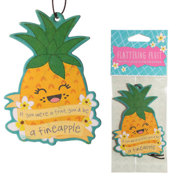 Fineapple Fun Pineapple Air Freshener