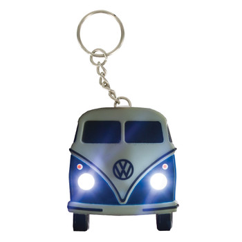 VW Front Facing Campervan LED Torch Key Ring